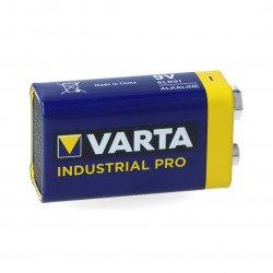 Alkalická baterie Varta Industrial 9V 4022 6LR61