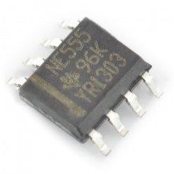 Univerzální časovač NE555 - SMD