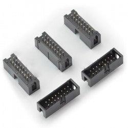 IDC zástrčka 16 pin přímá - 5 ks