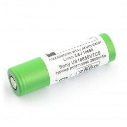 Buňka 18650 li-ion Sony 2600mAh