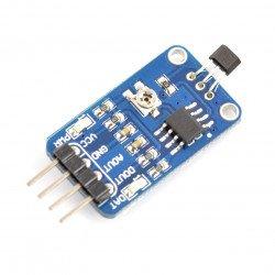 Hallův senzor AH49E - modul Waveshare