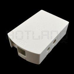 Pouzdro Raspberry Pi Model B RS - bílé