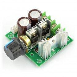 Regulátor otáček stejnosměrného motoru 12-40V 400W