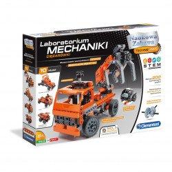 Stavebnice pro Laboratoř mechaniky - Nákladní automobily - Clementoni 60992