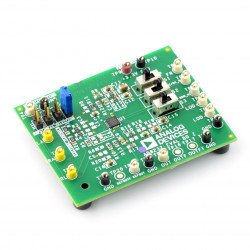 Vyhodnocovací deska s modulem monitoru srdečního tepu - AD8232-EVALZ
