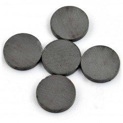 Feritový magnet Y30 - 20x3mm - 5ks