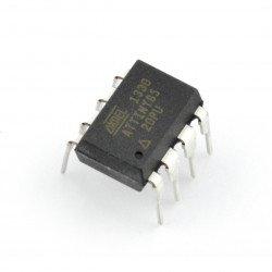 Mikrokontrolér AVR - ATtiny85-20PU