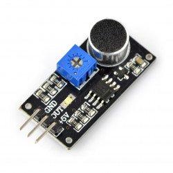 Zvukový senzor - digitální