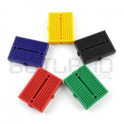 Konzolová deska - 170 otvorů různých barev