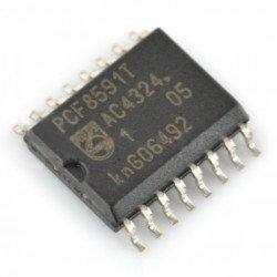 Převodník A / C a C / A 8bitový PCF8591T SMD