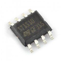 Převodník s krokem dolů - ST1S10PHR: 0,8V -15,3V 3A