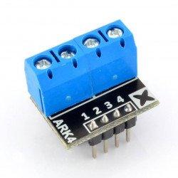 Konektor pro prototyp kontaktní desky ARK