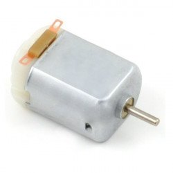 Stejnosměrný motor 6 V, 11500 ot./min