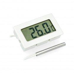 Panelový teploměr s LCD displejem od - 50 ° C do 290 ° C