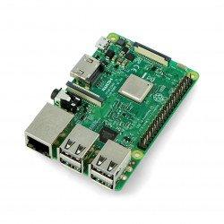 Raspberry Pi 3 model B WiFi Bluetooth 1 GB RAM 1,2 GHz