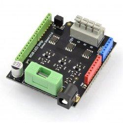 Ovladač DFRobot LED RGB - ovladač LED Shield pro Arduino