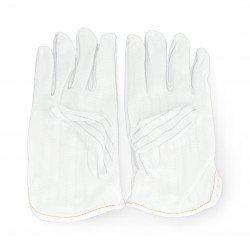 Tečkované antistatické ESD rukavice