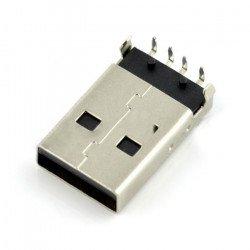 Zástrčka USB typu A - pro tisk THT