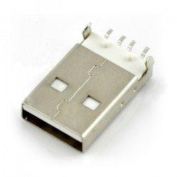 Zástrčka USB typu A - SMD