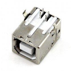 Zásuvka USB typu B - THT