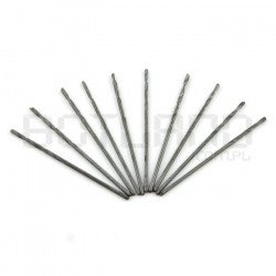 1,6 mm vrták - 10ks
