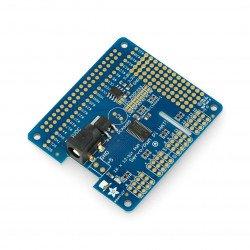 16kanálový řadič PWM Adafruit Mini Kit - servopohon pro Raspberry Pi