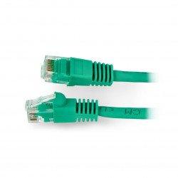 5e 5e 5e Ethernet Patchcord UTP - šedá