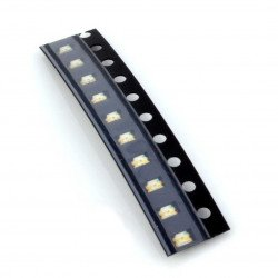 LED smd 0805 bílá - 10 ks.