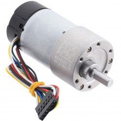 Motor s převodovkou 37Dx68L 19: 1 12V 530RPM + kodér CPR 64 - Pololu 4751