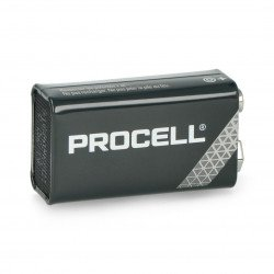 Alkalická baterie Duracell Industrial 6LF61 9V