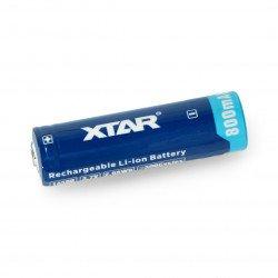 Buňka 14500 Li-Ion Xtar 800 mAh se zabezpečením
