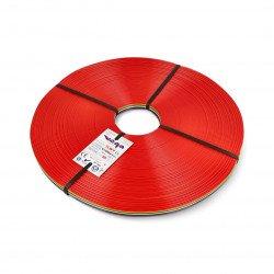 Plochý kabel TLWY - 8x0,50mm² / AWG 20 - vícebarevný - 50m