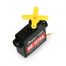 Servo PowerHD HD-1370A - mikro