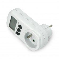 Měřič spotřeby elektřiny - EMF-7 wattmetr