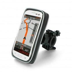 Vodotěsný držák na motocykl pro telefony - eXtreme 140
