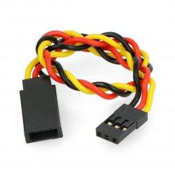 Prodlužovací kabel pro 15 cm serva zkroucený