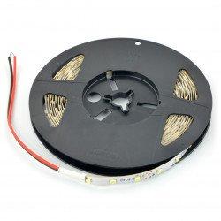 LED pásek SMD3528 IP20 4,8W, 60 diod / m, 8mm, studená barva - 5m