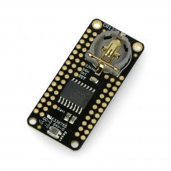 DS3231 Precision RTC FeatherWing - překrytí hodin RTC pro Feather