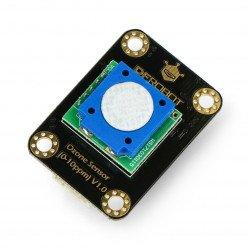 Gravitační - ozonový senzor I2C - DFRobot SEN0321