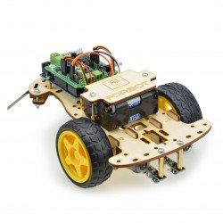 Stavebnice robotů + ON-LINE kurz zdarma