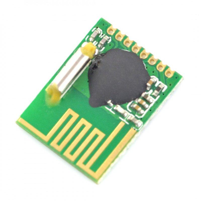 Rádiový modul RFM75-S 2,4 GHz - SMD transceiver