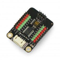 Gravity - expandér pinů MCP23017 I2C - 16 I / O - DFRobot DFR0626
