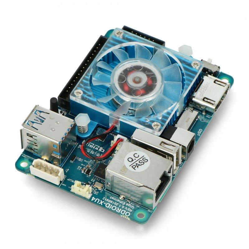 Odroid XU4 - Samsung Exynos5422 Octa-Core 2,0 GHz / 1,4 GHz + 2 GB RAM