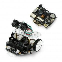 DFRobot micro: Maqueen Plus s HuskyLens - pokročilá platforma vzdělávacích robotů - DFRobot MBT0021-CS-1