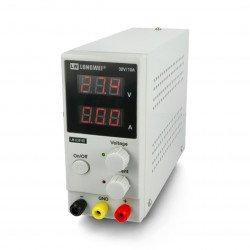 Laboratorní napájecí zdroj LongWei LWK3010D 30V 10A