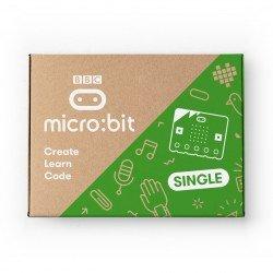 BBC micro: bit 2 Single - vzdělávací modul, Cortex M4, akcelerometr, Bluetooth, LED 5x5