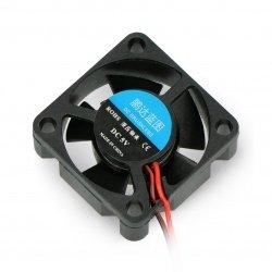 5V ventilátor 30x30x10mm 2 vodiče