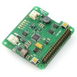 S.USV Pi Advanced Mobile - záložní zdroj UPS + RTC pro Raspberry Pi