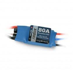 Bezkartáčový motor Redox 80A (BLDC)