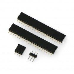 Sada samičích konektorů - pro GPIO Raspberry Pi Pico